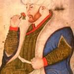 Viata amoroasa a lui Mahomed al II-lea