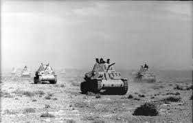 Caracteristici ale razboiului din Africa de Nord