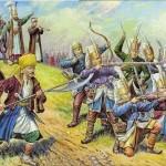Ascensiunea militara a Imperiului Otoman in Europa in secolul al XIV-lea (II)