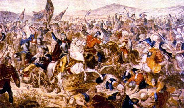 Ascensiunea militara a Imperiului Otoman in Europa in secolul al XIV-lea (I)