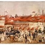 Cum au aparut primii pompieri profesionisti in Bucuresti