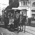 Cum se circula prin Bucureşti pe la 1900