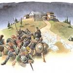 Cum au salvat gâștele Capitoliu