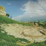 Începuturile teatrului în lumea greco-romană (I)