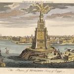 Minunile lumii antice – Farul din Alexandria